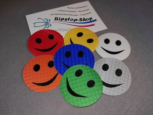 Ripstop Smiley D38